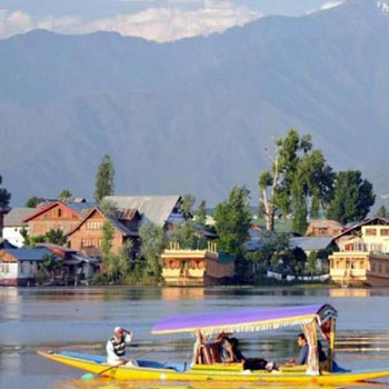 Magical Kashmir Family Trip Package