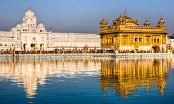 Western Himachal with Golden Temple Tour