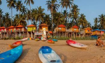 The Resort Terra Paraiso, Goa Tour