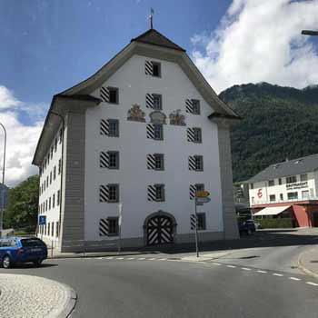 Paris - Swiss - Austria Tour