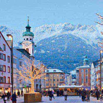 Innsbruck City Breaks Tour
