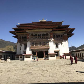 Explore Bhutan Package