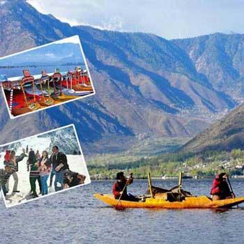 Magical Kashmir with Sonamarg Package