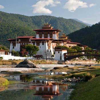 Bhutan Wonder Trip Package
