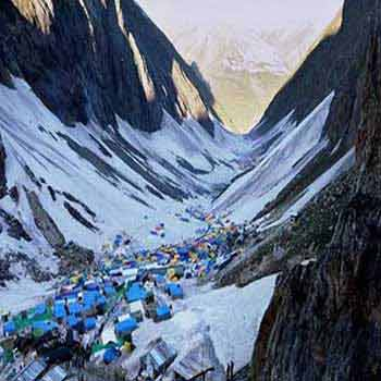 Amarnath Yatra 3 Night 4 Day Tour