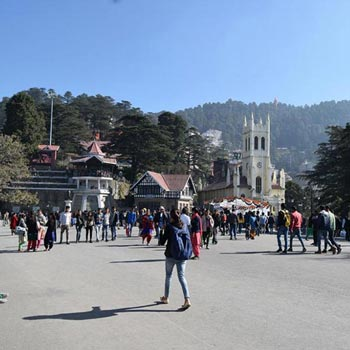 Memorable Shimla Tour Package From Delhi