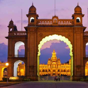 Bangalore Mysore Tour by Taxi
