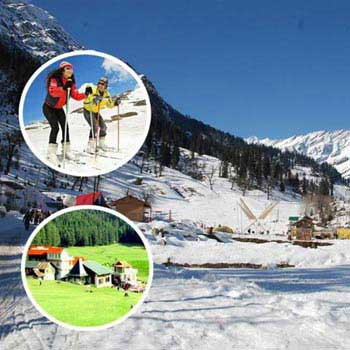 Manali Honeymoon Hill Station by Taxi