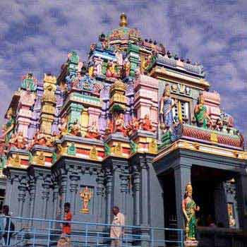 Chennai with Temple Pilgrimage by Taxi