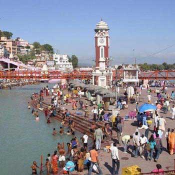 Delhi - Haridwar - Rishikesh - Dehradun - Mussorie - Delhi 4Nights - 5Day Tour
