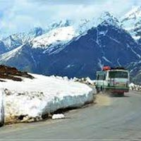 Manali Tour Package By Volvo 4Days