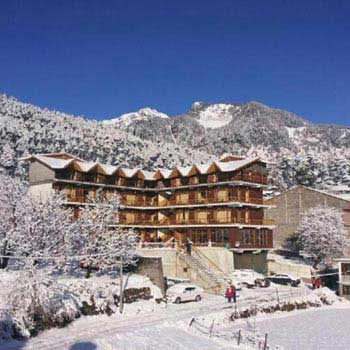 Manali Honeymoon Volvo Package
