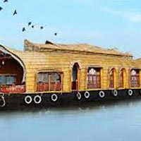 Cochin - Alleppey Houseboat Tour