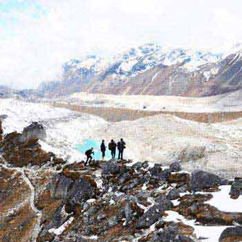 Goecha La Trek Tour 12 Days 11 Nights