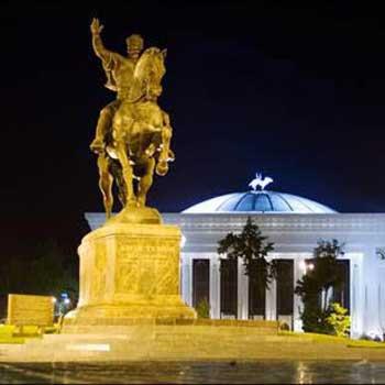 Tashkent - Samarkand - Bukhara 5 Nights / 6 Days Tour
