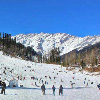 Delhi – Manali Tour by Volvo Tour