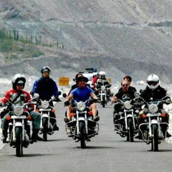 Bike Tour From Srinagar To Manali Tour