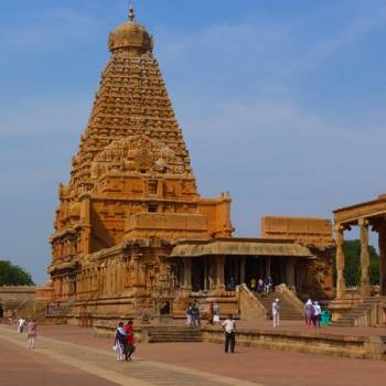 Thanjavur 1 Day Tour