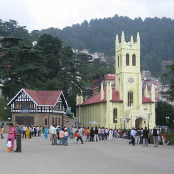 Shimla Wonder Tour