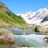 Charismatic Kashmir From Jammu Tour