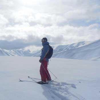 Skiing Guide Tour