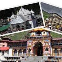Gangotri Badrinath Kedarnath Yatra Tour