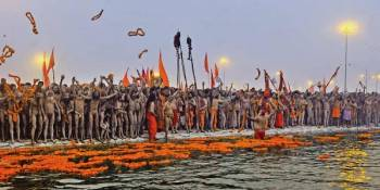 Varanasi Allahabad Package with Flight