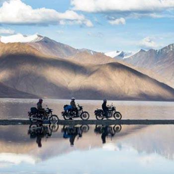 Motor Bike Tour Leh to Manali