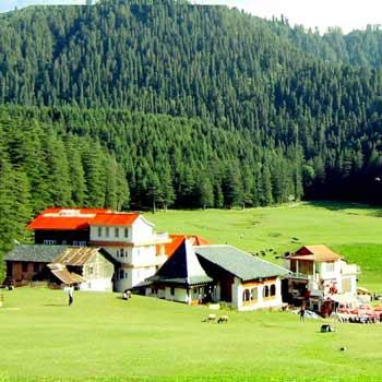 Shimla, Manali, Dalhousie Himachal & Amritsar Tour