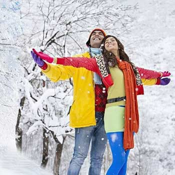 Himachal India Honeymoon Special Tour