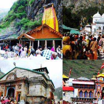 Char Dham Yatra in Uttarakhand Tour