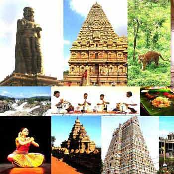 Tamilnadu Day Tour Plan