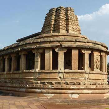 North Karnataka Rounds Day Tour Plan
