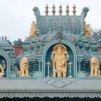 South Karnataka Rounds Day Tour Plan
