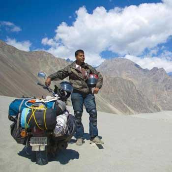 Discover Ladakh By Bike 2018 Tour
