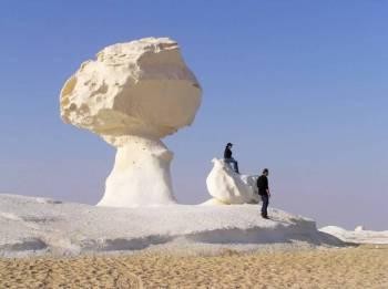 White Desert Safari Tour