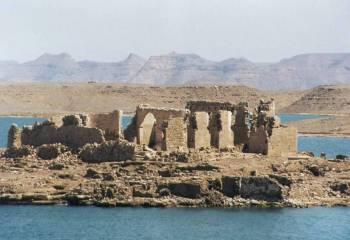 Ms Kasr Ibrim Lake Nasser Cruise from ِabu Simbel Tour