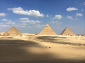 Egypt Tour Package to Cairo & Sharm El Sheikh