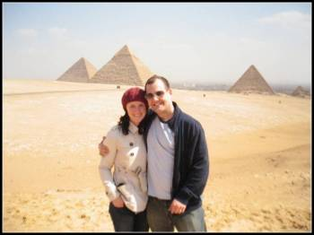 Egyptian Wedding Party for Honeymooners Tour Package
