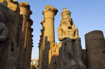 Christmas Holidays - Gods & Pharaohs Tour