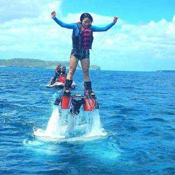 Flyn'Dive Tour