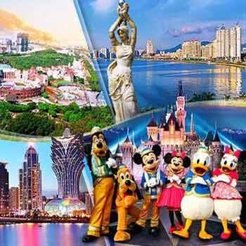 Hong Kong & Macau Package