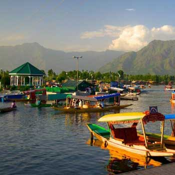 Beautiful Srinagar Trip Tour