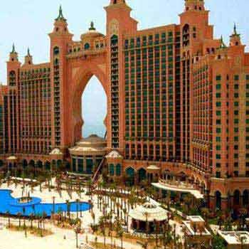 Dubai with Atlantis Stay Tour