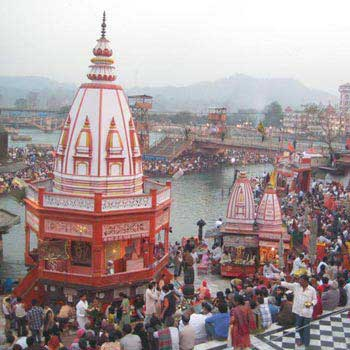 Hindu Holy City Pilgrimage Tour