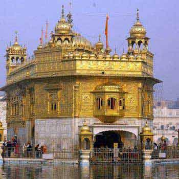 Golden Temple Tour