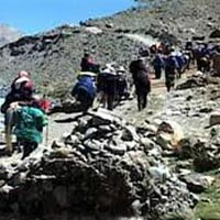 Kailash Mansarovar Yatra by Road Tour