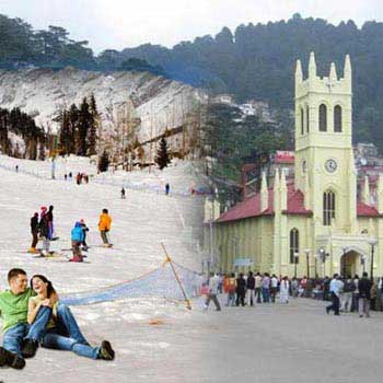 Shimla Trip Package
