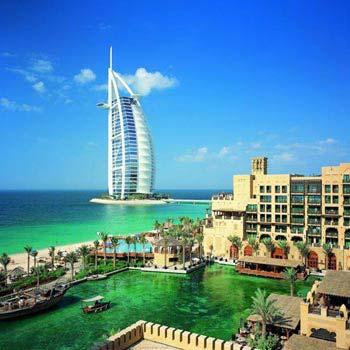 Exotic Dubai Trip Package