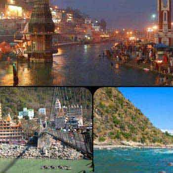 Delhi Haridwar Rishikesh Tour